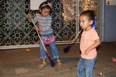 ニカラグア子供達