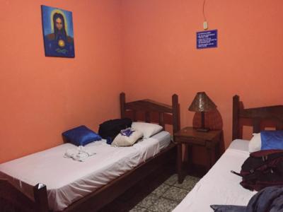 中南米ホステル