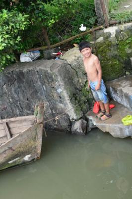 中南米子供