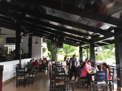 中南米ステーキレストラン