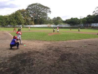 中南米野球試合