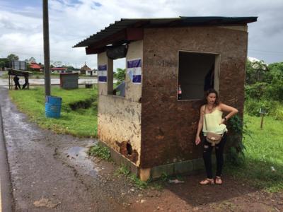 中南米国境